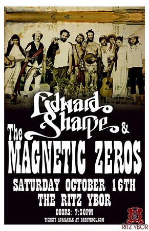 Edward Sharpe & the Magnetic Zeros October 16, 2010