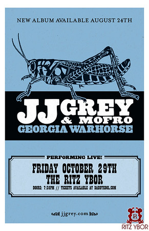 JJ Grey & Mofro October 29, 2010
