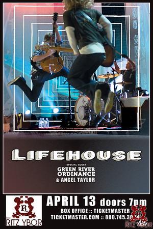 Lifehouse & Green River Ordinance April 13, 2010