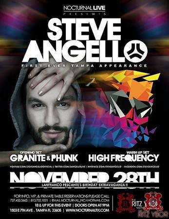 Steve Angello November 28, 2010