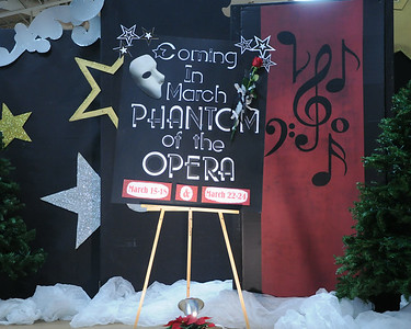 2011 Christmas Village