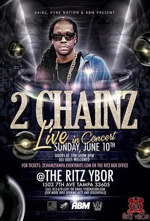2 Chainz June 10, 2012