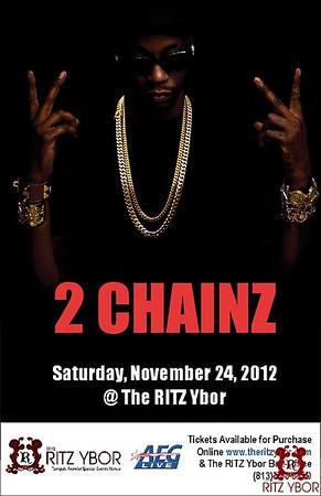 2 Chainz November 24, 2012
