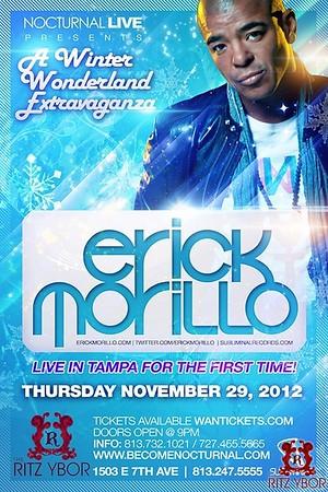 Erick Morillo's Winter Wonderland November 29, 2012