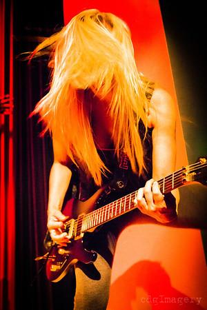 2012 - The Iron Maidens