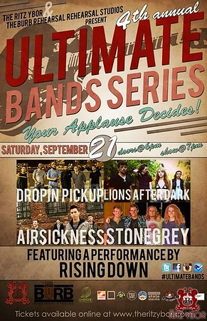 4th Annual Ultimate-Bands Series Finale September 21, 2013