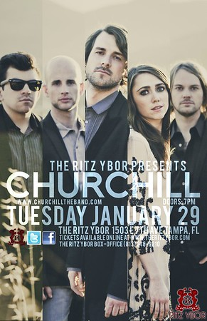 Churchill January 29, 2013