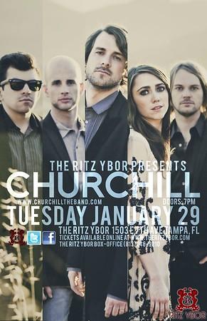 Churchill January 29, 2013