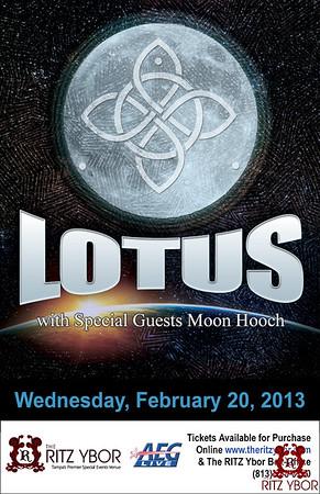 Lotus February 20, 2013