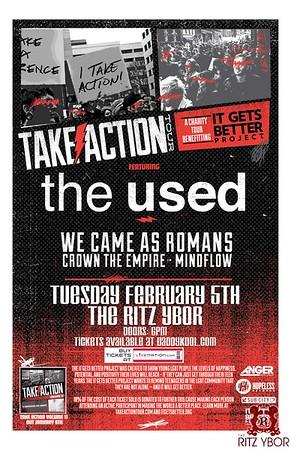 Take Action Tour February 5, 2013