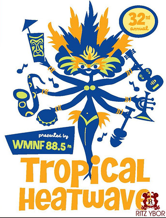 Tropical Heatwave May 11, 2013