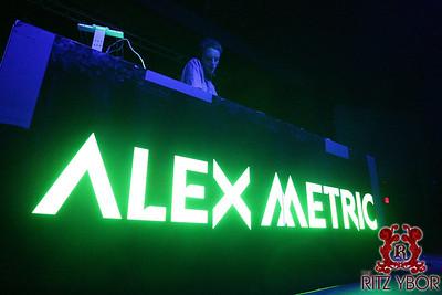 Alex Metric September 7, 2013 © Radko Keleman