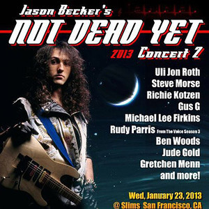2013 - Jason Becker Benefit Concert 2