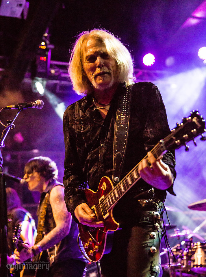Scott Gorham!