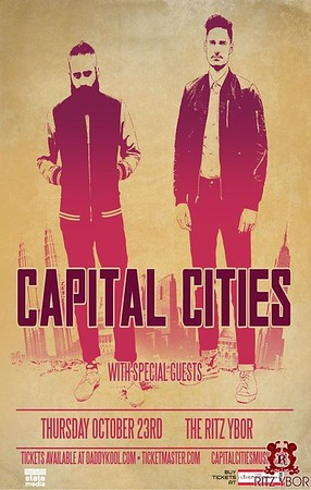 Capital Cities with Night Terrors of 1927 and Supros