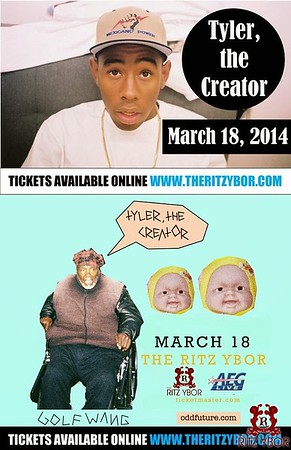 Tyler, The Creator March 18, 2014