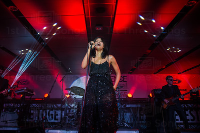 Alice Smith performs in the Ford Superlounge during the 20th Essence Musical Festival in the Mercedes Benz Superdome, New Orleans Louisiana on Friday, July 4, 2014.