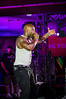 Naughty by Nature performs in the Verizon Superlounge during the 20th Essence Musical Festival in the Mercedes Benz Superdome, New Orleans Louisiana on Friday, July 4, 2014.