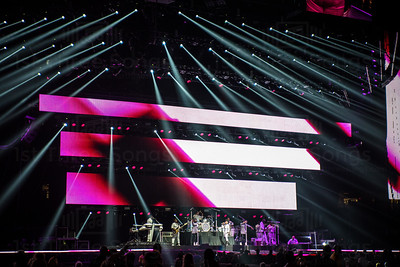 Janelle Monae  performs on the Main Stage of the 20th Essence Musical Festival on Friday, July 4, 2014 in Mercedes Benz Superdome, New Orleans Louisiana (Photo by j.vince photography)