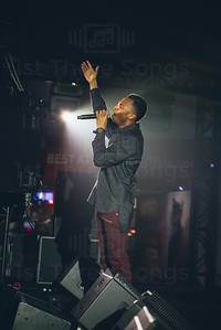 Kevin Ross performs in the Verizon Superlounge at the 20th Essence Musical Festival in Mercedes Benz Superdome, New Orleans Louisiana (photo by j.vince photography)