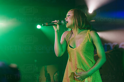Kourtney Heart performs in the Coca-Cola Superlounge at the 20th Essence Musical Festival, Saturday, July 5, 2014 - Mercedes Benz Superdome, New Orleans Louisiana (photo by j.vince photography)