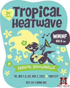 2015 WMNF Tropical Heatwave