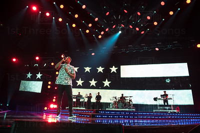 Lecrae performs at the 21st Annual Essence Music Festival at the Mercedes-Benz Super Dome on Thursday, July 2, 2015 in New Orleans Louisiana