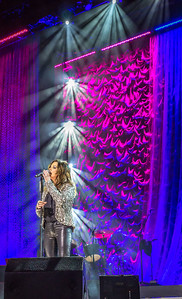 Martina McBride at the Adler Theatre. Davenport, IA. 12Feb2015.