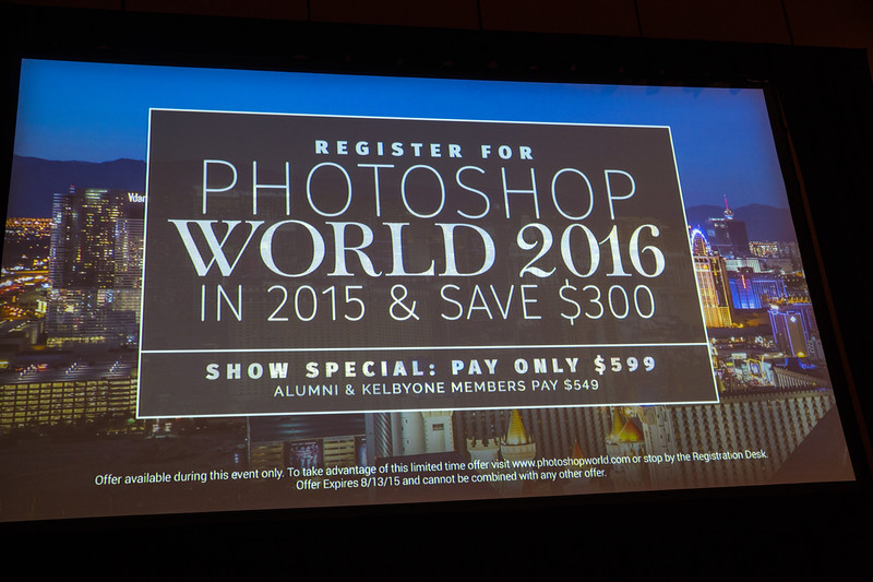 Photoshop World 2015