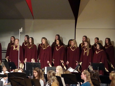 2016-17 Christmas concert