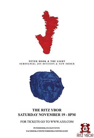 An Evening with Peter Hook & The Light