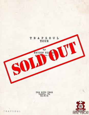 Bryson Tiller Trapsoul Tour
