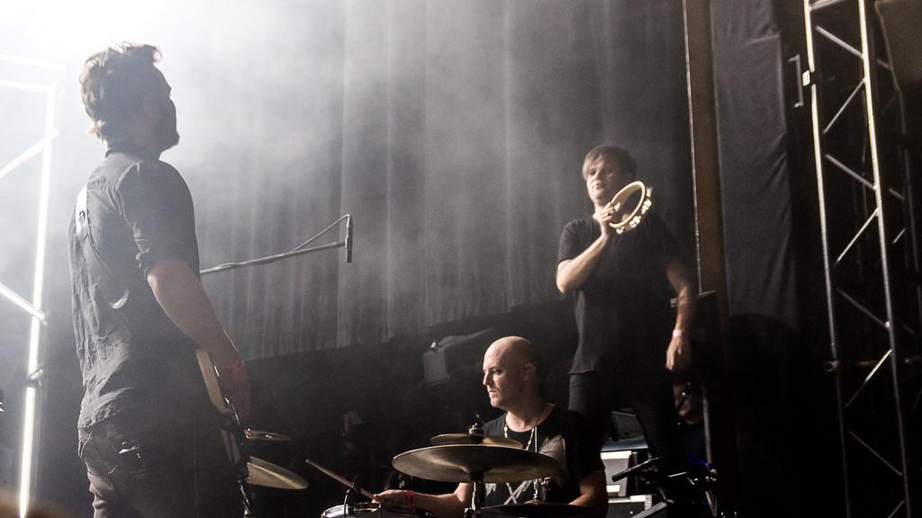 Trentemoller @ Theatre Corona Photos: Thomas Courtois for Thorium Magazine