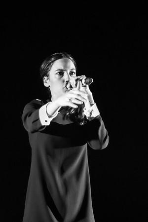 Jain @ Theatre Corona Photos: Thomas Courtois for Thorium Magazine