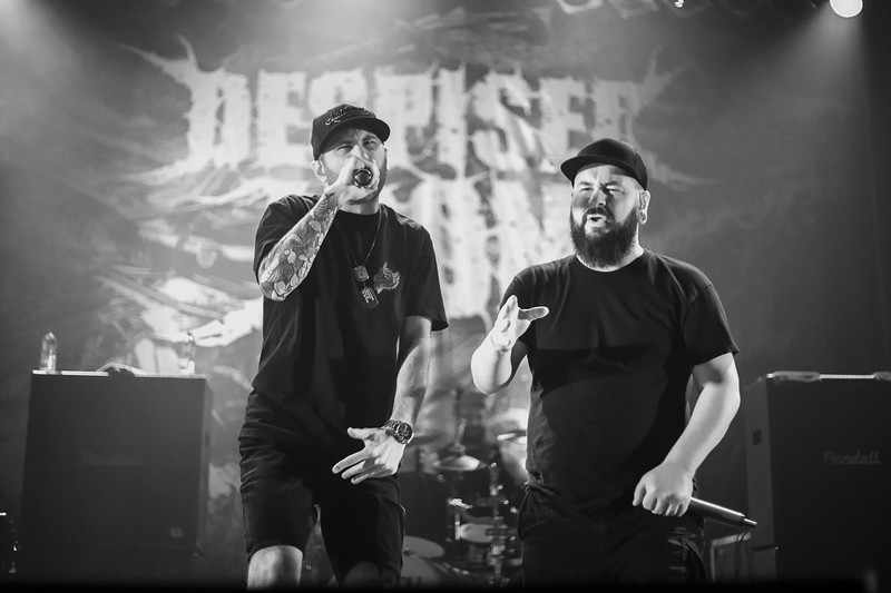 Despised Icon @ Theatre Corona Photos: Thomas Courtois for Thorium Magazine