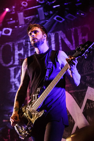 Ice Nine Kills @ Theatre Corona Photos: Thomas Courtois for Thorium Magazine