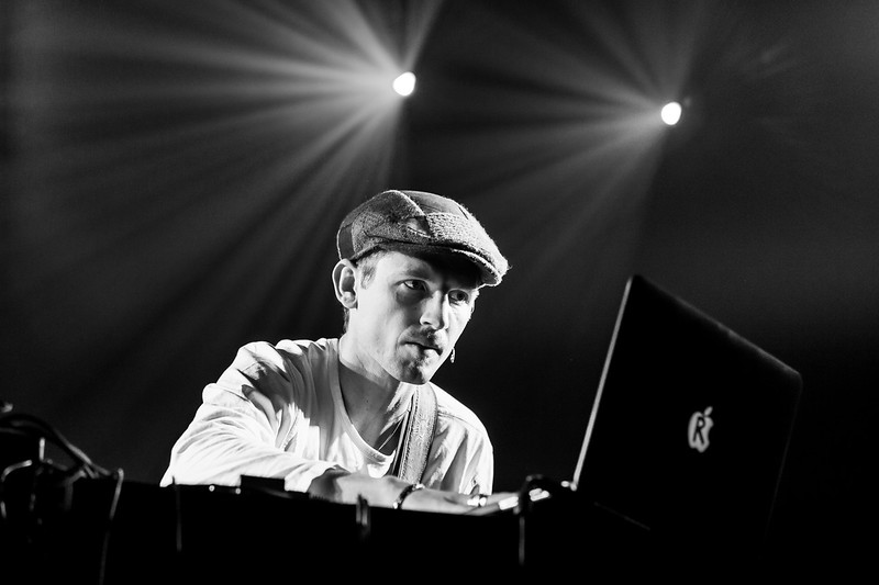 Romare @ Metropolis Photos: Thomas Courtois for Thorium Magazine