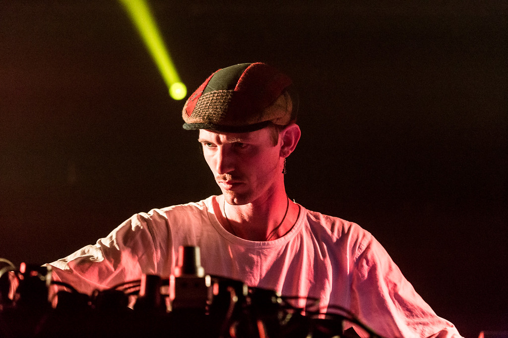 Romare @ Metropolis<br /> Photos: Thomas Courtois for Thorium Magazine