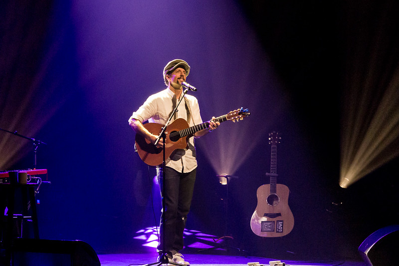 Jason Mraz @ Theatre St-Denis Photos: Thomas Courtois for Thorium Magazine http://www.Studio-Horatio.fr