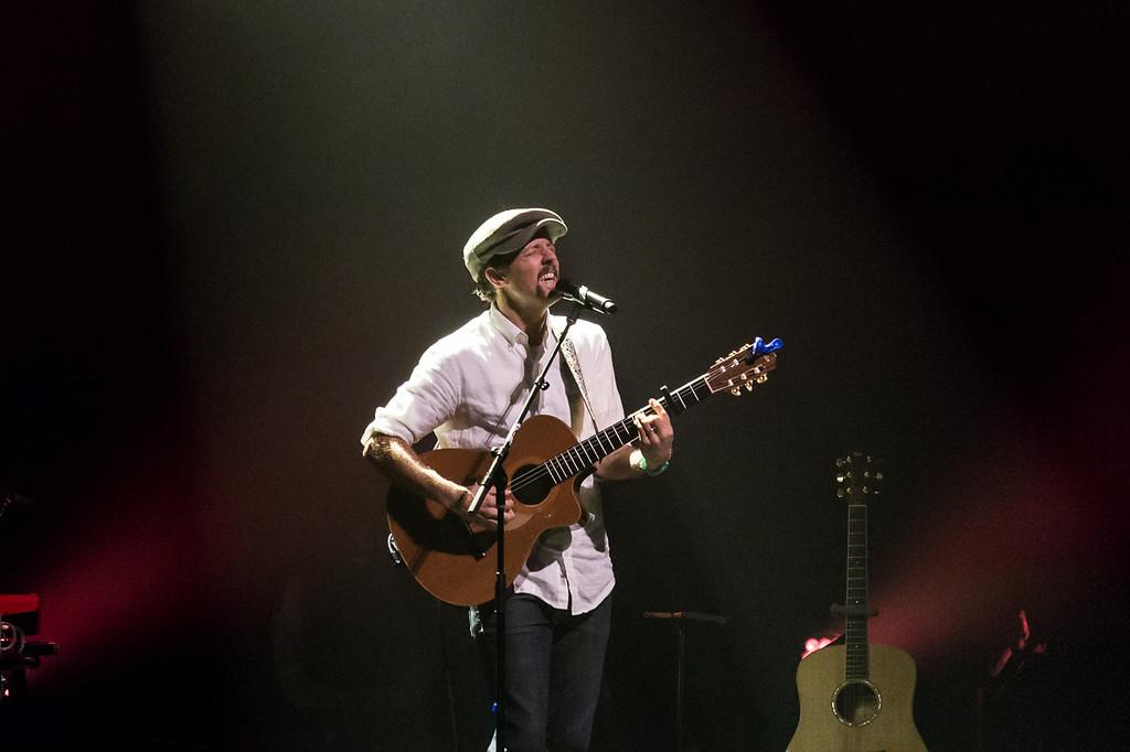Jason Mraz @ Theatre St-Denis Photos: Thomas Courtois for Thorium Magazine http://www.Studio-Horatio.fr
