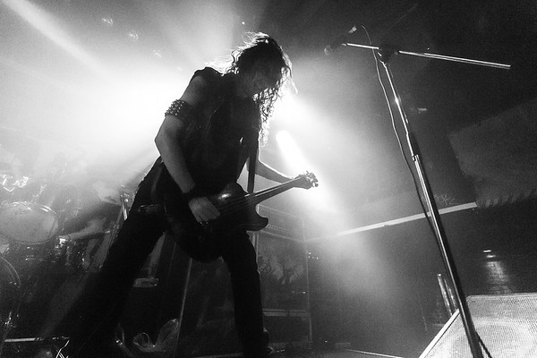 Necrot @ Foufounes Electriques Photos: Thomas Courtois for Thorium Magazine http://www.Studio-Horatio.fr