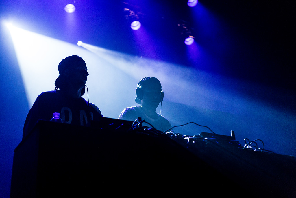 DJ Support @ MTelus Photos: Thomas Courtois for Thorium Magazine http://www.Studio-Horatio.fr