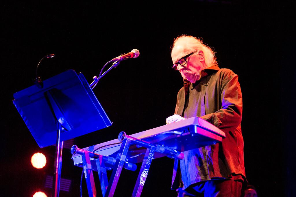 John Carpenter @ MTelus Photos: Thomas Courtois for Thorium Magazine http://www.Studio-Horatio.fr