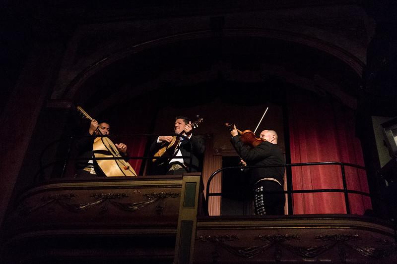 El Mariachi Oro Blanco @ Theatre Corona Photos: Thomas Courtois for Thorium Magazine http://www.Studio-Horatio.fr