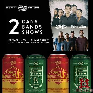Rock Brothers Presents: 311