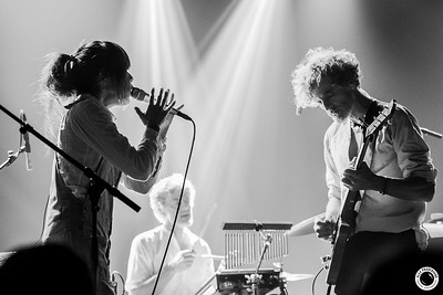 Blonde Redhead - Lausanne 2017 02 (Photo By Alex Pradervand)