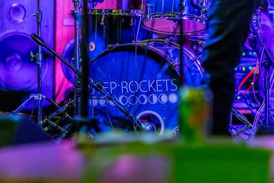Step Rockets at Big Grove Brewery & Taproom