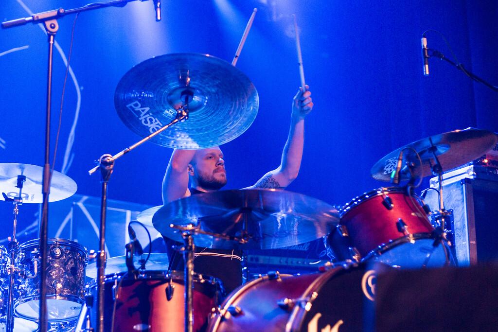 Khemmis @ Theatre Corona Photos: Thomas Courtois for Thorium Magazine http://www.MetalHoratio.com
