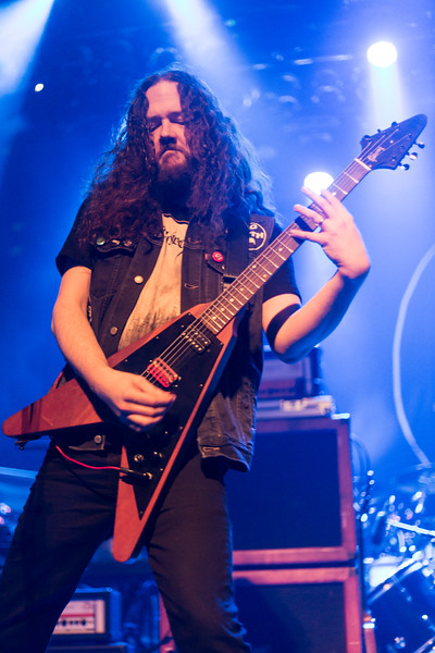 Khemmis @ Theatre Corona Photos: Thomas Courtois for Thorium Magazine http://www.MetalHoratio.com