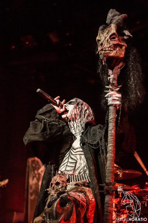Thy Antichrist @ L'Astral Photos: Thomas Courtois for Thorium Magazine http://www.MetalHoratio.com